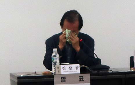 """노학자의 울분 """"김원봉은 6.25 원흉, 황장엽은 애국자라고?"""""""