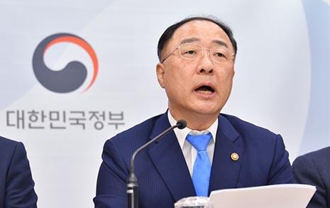 """홍남기 """"적자 폭 커져도 감내""""... 확장 재정 편성 배경은?"""