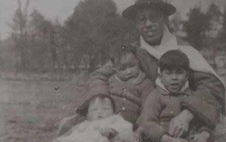 중국에서 아들 셋이 찾아왔으나 이승만에 의해 추방 당해