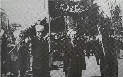 4월혁명 맞아 사회대중당에 적극 참여