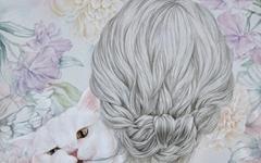 천안 제이갤러리 여섯번째 기획초대전 '마음에 봄이 올 때'