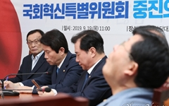 """'청문회 개선' 강조한 민주당 중진, 물갈이설엔 """"천박 정치"""" 비판도"""