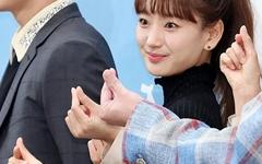 [오마이포토] '날 녹여주오' 원진아, 멜로여신 될래요!