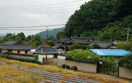 한국에서 가장 넓은 시, 그중에서도 가장 쟁쟁한 마을