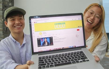 여성의 얼굴 사라진 유튜브, 그래도 우리는 말한다