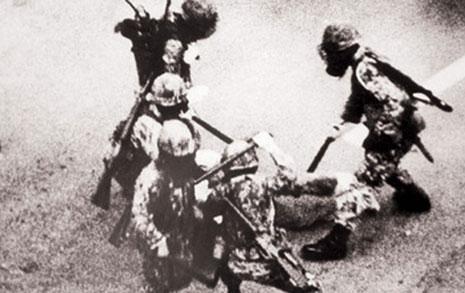 5월 광주, 잔인무도한 폭행ㆍ살상 자행한 공수부대원들
