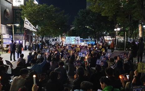 '대구 사는 광주 여자' 우리 엄마의 생애 첫 촛불집회