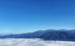 [사진] 구름 위에 서다
