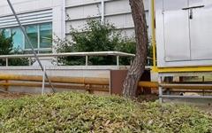 가스배관 기울었는데도 안전? 홍성 A병원 '안전 불감증' 논란