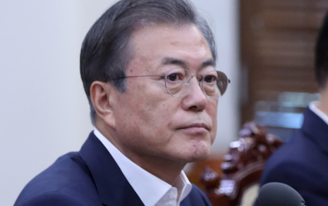 """문 대통령 """"많은 갈등 야기 송구... 검찰 개혁 매진"""""""