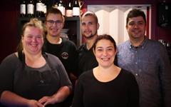 노르웨이 작은 식당에서 만난 '마음의 문장들'