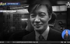 """""""미X 또XX도 아니고""""... 채널A 출연자, 조국 전 장관에 욕설"""