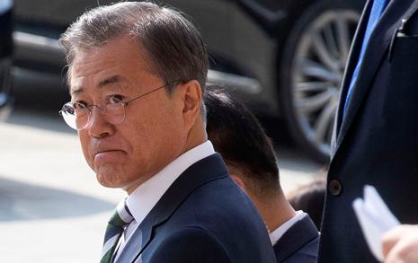"""""""고집불통 대통령"""" """"공수처 보채기""""... 혹평 쏟아낸 한국당"""