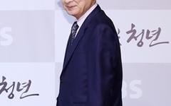 [오마이포토] 'EBS 다큐' 이순재, 영원한 청년