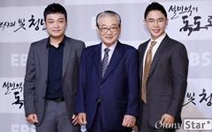 [오마이포토] 'EBS 다큐' 올바른 역사를 찾아