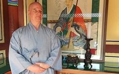 한국불교에 푹 빠진 헝가리 청안스님을 만나다