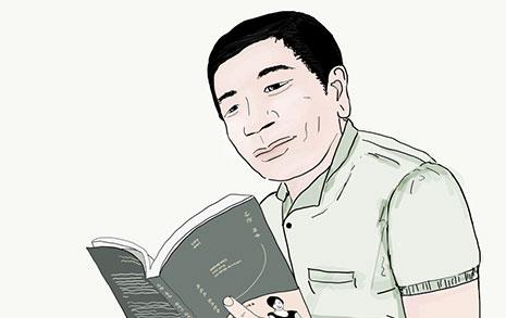 일흔 넘은 아버지가 태어나 처음 읽은 책