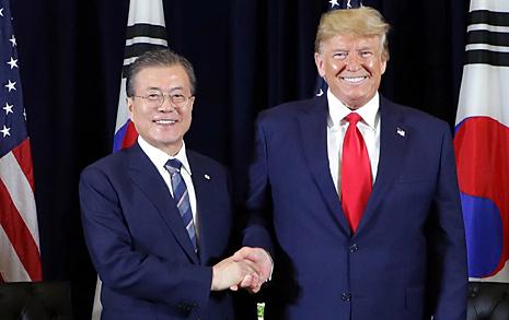 미국의 새로운 '동맹 청구서'... 시범 케이스, 한국
