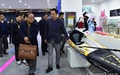 """박남춘 인천시장 """"백령도-웨이하이 국제여객선 항로 개설"""" 제안"""