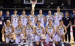 한국 여자농구, 도쿄 올림픽 최종예선 티켓 확보