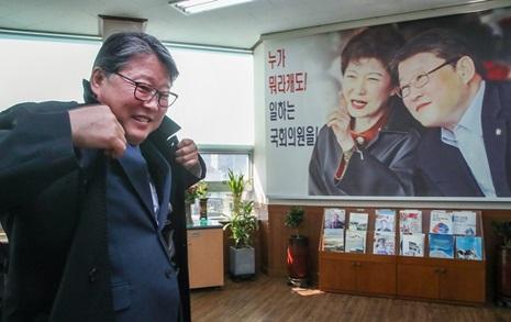 """""""선거에선 박근혜 따라갈 사람 없다... 나는 지역구 출마"""""""