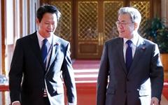 통일운동에 매진한다는 임종석·한국당 해체 주장하는 김세연