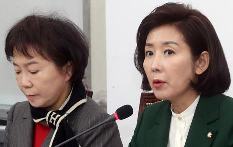 김세연 '동반 불출마' 사실상 거부한 나경원... 패스트트랙 때문?