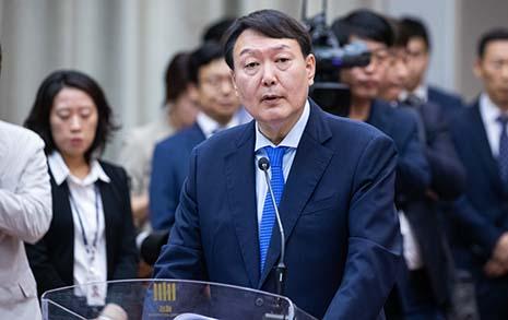 윤석열 검찰총장님, 강광보씨에게 사과했습니까