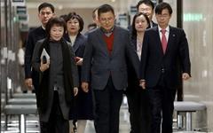 """청와대 앞 단식 예고한 황교안 """"중대한 국가적 위기 상황"""""""