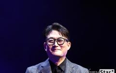 [오마이포토] 김현철, 넉넉한 동네형 미소