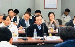 """사천 카이 찾은 이해찬 대표 """"항공우주산업 발전 최선"""""""