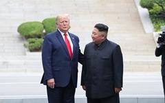 """김정은, 트럼프에게 보낸 친서에 """"한국전쟁 종전 원한다"""""""