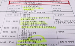 '혈세유람' 교장회 연수에 서울학교 돈 '2억8천' 샜다