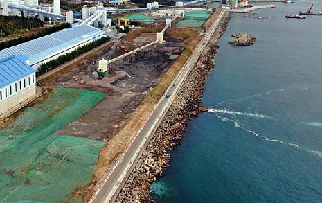 '쓰레기' 일본 석탄재 계속 수입... 우리 바다가 위험하다