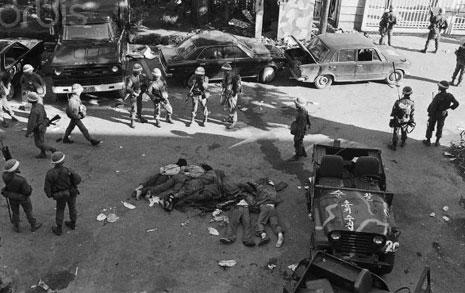 살인마들의 집권과 저항자들의 수난