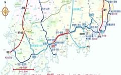 경전선 진주~광양 51.5km 구간 '전철화' 된다
