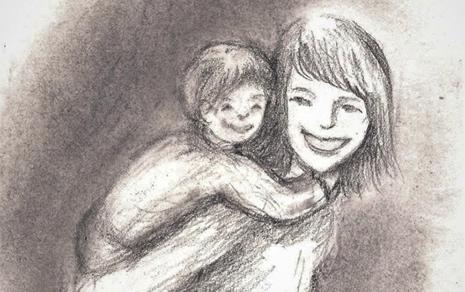 반지하에서 혼자 조는 아이, 앱으로 보며 엄마는 울었다