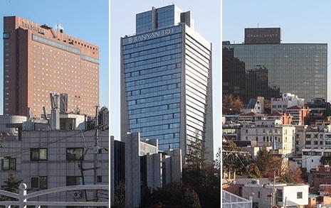신라·하얏트·반얀트리 재산세, 경쟁 호텔의 1/10만 낸다