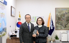 """은수미 성남시장 """"독립운동 정신 계승, 적극 지원하겠다"""""""