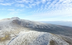[사진] 한라산은 지금 '겨울왕국'