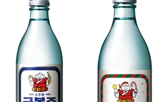 '소주왕 금복주' 크리스마스 에디션 출시