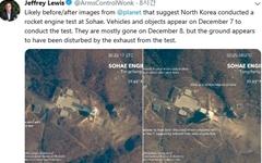 """미국 전문가 """"북한 동창리서 ICBM 엔진 연소 실험 정황"""""""