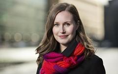34세, 여성, 핀란드의 차기 총리