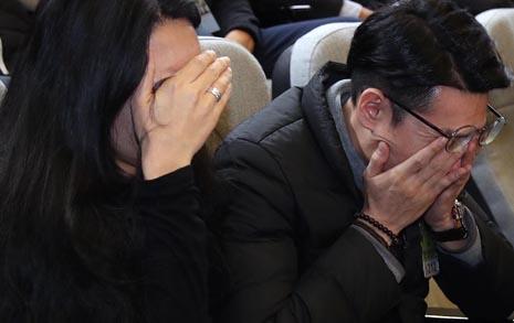 """""""민식이법 악법 아닙니다"""" 민식이 아빠의 마지막 당부"""