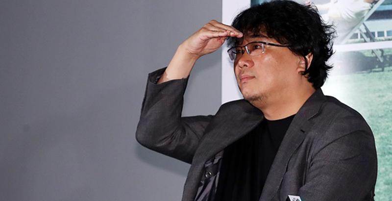 '북미'라는 '로컬' 점령해 가는 봉준호 감독의 여유