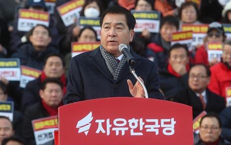 한국당, 회기결정도 필리버스터? 국회 본회의 '올스톱'