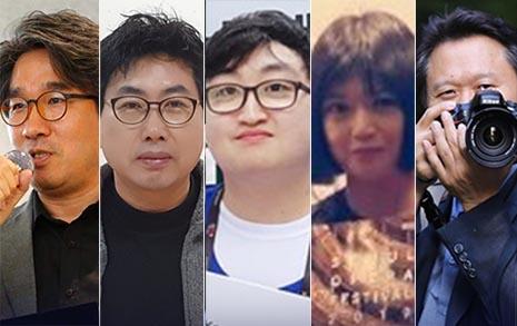 [2월22일상 수상자①] 강대호, 김남권, 김민준, 김연정, 민병래