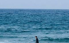 [사진] 겨울 서핑보드의 명소, 동해 대진항