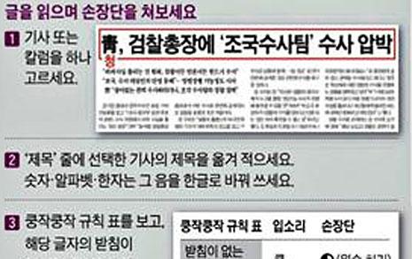 '치매 예방법'이랬는데... 실상은 조선일보의 세뇌?