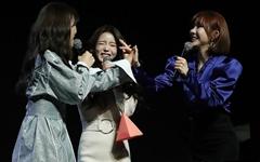 [오마이포토] 박성연-하유비, 김희진 화이팅!
